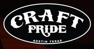 Craft Pride, Austin, Texas logo